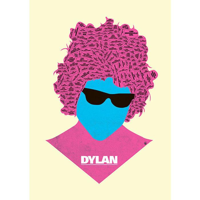 Принт Dylan A2