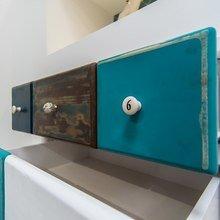 Фотография: Декор в стиле Кантри, Современный, Интерьер комнат, Дача, Дачный ответ, Мансарда – фото на InMyRoom.ru