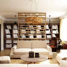 Фото из портфолио Немного эклектики – фотографии дизайна интерьеров на INMYROOM