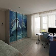Фото из портфолио Дизайн проект квартиры по адресу: г. Москва, ул. 2-ая Владимирская, д.12, корп. 3, кв.3 – фотографии дизайна интерьеров на INMYROOM