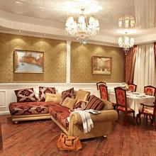 Фото из портфолио Классический интерьер трёхкомнатной квартиры 126 кв. м – фотографии дизайна интерьеров на InMyRoom.ru
