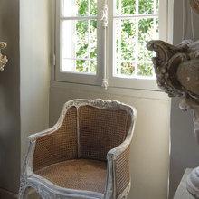 Фотография: Декор в стиле Кантри, Кухня и столовая, Дом, Франция, Дома и квартиры, Прованс, Двери, Беседка – фото на InMyRoom.ru