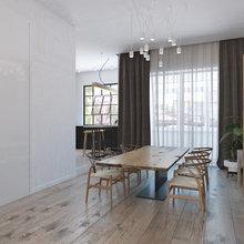 Фото из портфолио wood & concrete  – фотографии дизайна интерьеров на INMYROOM