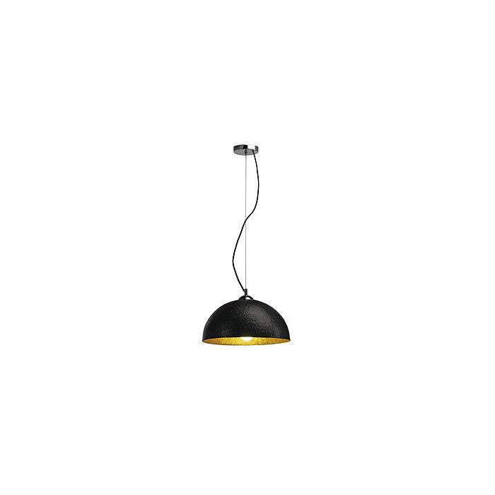 Светильник подвесной Forchini PD2 черный/ хром/ золото