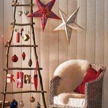 Фотография: Декор в стиле Скандинавский, Декор интерьера, DIY, Праздник, Новый Год – фото на InMyRoom.ru