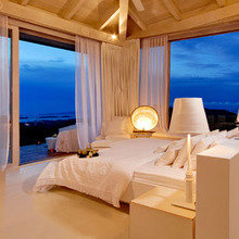 Фотография: Спальня в стиле Современный, Дом, Тайланд, Дома и квартиры, Отель – фото на InMyRoom.ru