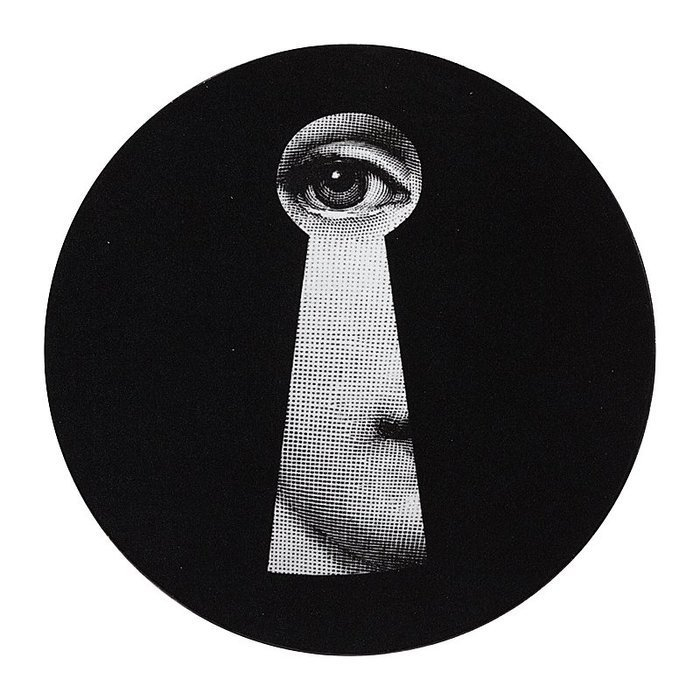 Подставка под горячее Пьеро Форназетти Keyhole