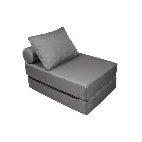 Кресло-кровать с валиком и подушкой — купить по цене 11700 руб в Москве | фото, описание, отзывы, артикул IMR-618506 | Интернет-магазин INMYROOM
