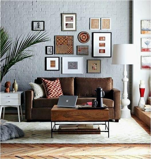 Фотография: Гостиная в стиле Эклектика, Декор интерьера, цветовая палитра интерьера, цветовые схемы для интерьера – фото на INMYROOM