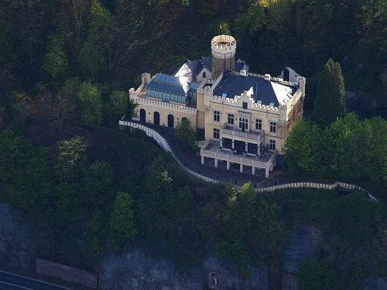 Фотография: Спальня в стиле Современный, Дом, Германия, Дома и квартиры, Замок – фото на InMyRoom.ru