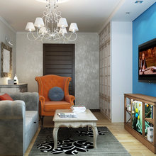 Фотография: Гостиная в стиле Современный, Декор интерьера, Квартира, Calligaris, Дома и квартиры, IKEA, Проект недели – фото на InMyRoom.ru