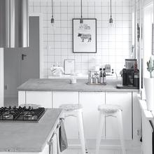 Фото из портфолио Секрет грамотного дозирования белого цвета в интерьере – фотографии дизайна интерьеров на InMyRoom.ru