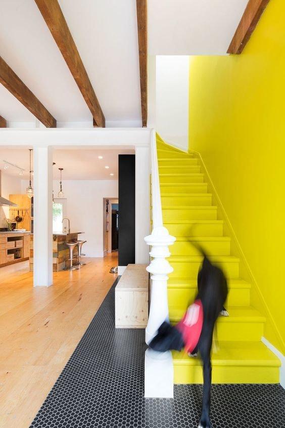 Фотография: Спальня в стиле Классический, Современный, Советы, Желтый, Виктория Тарасова – фото на InMyRoom.ru