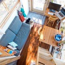 Фотография: Офис в стиле , Дом, Дома и квартиры, Эко, Дом на колесах – фото на InMyRoom.ru