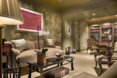 Фотография: Гостиная в стиле Классический, Современный, Декор интерьера, Квартира, Дом, Декор дома – фото на InMyRoom.ru