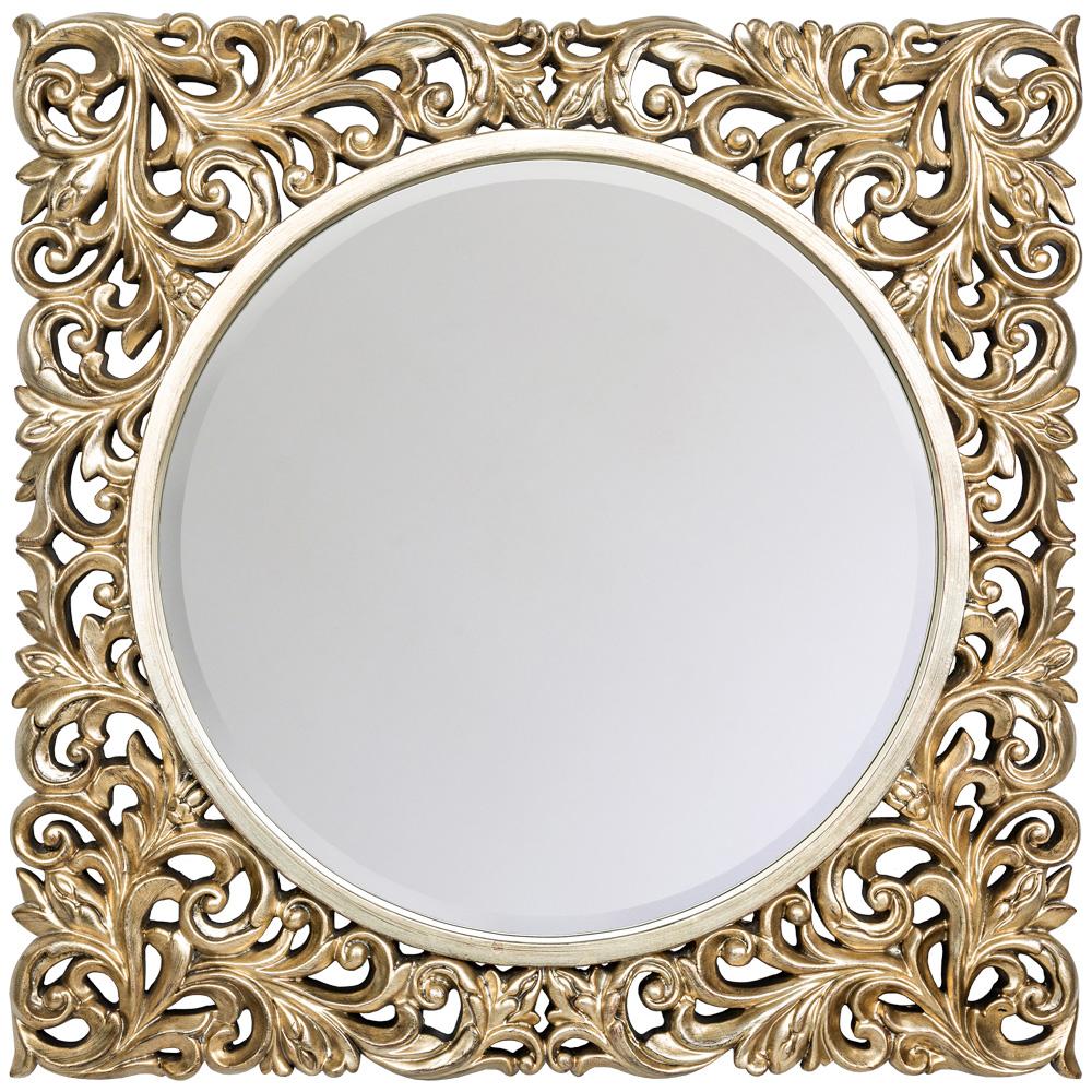 Купить Настенное зеркало жизель с кружевной рамой, inmyroom, Россия
