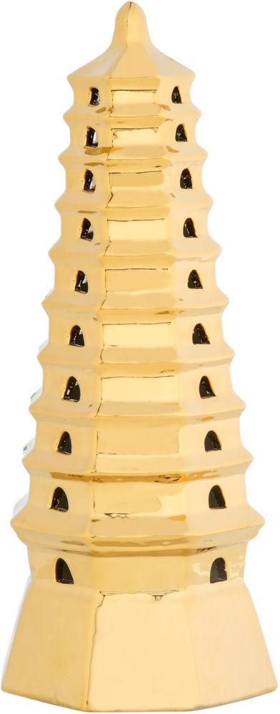 Купить Декор керамический золотой, inmyroom