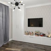 Фото из портфолио Дизайн-проект коттеджа – фотографии дизайна интерьеров на INMYROOM