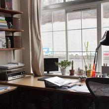 Фото из портфолио Причудливый ЛОФТ в СИЭТЛЕ – фотографии дизайна интерьеров на InMyRoom.ru