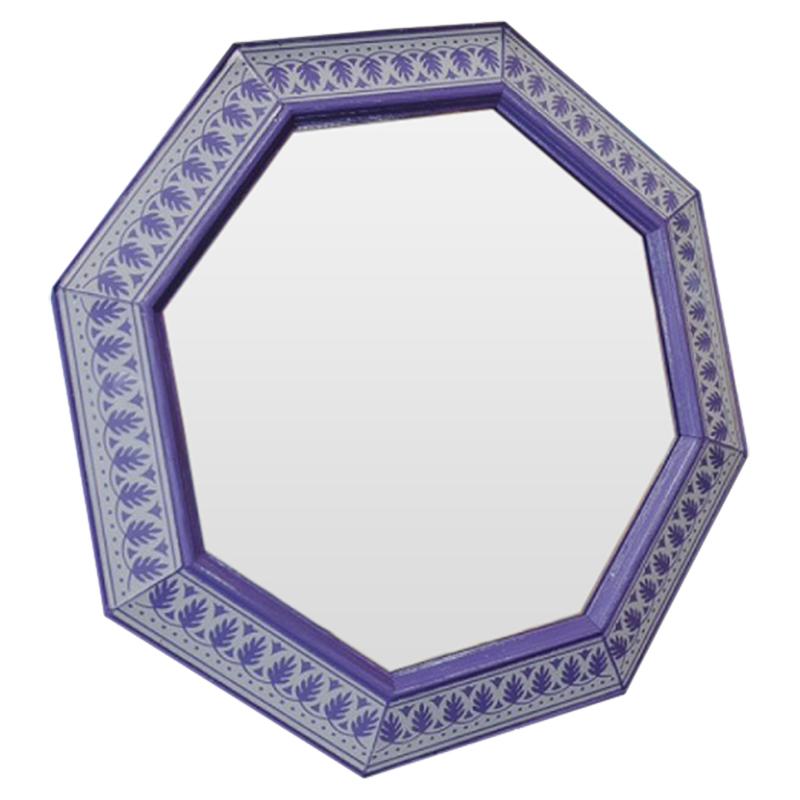 Купить Настенное зеркало Violet Tenderness, inmyroom, Россия