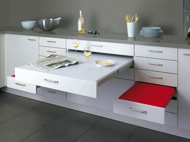 Фотография: Прочее в стиле , Кухня и столовая, Интерьер комнат, Обеденная зона – фото на InMyRoom.ru
