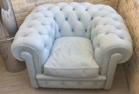 Продам кожаное кресло Chester от итальянской компании Poltrona Frau