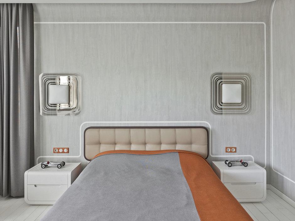 Фотография: Спальня в стиле Современный, Декор интерьера, Интерьер комнат, Проект недели, Галерея Арбен, Porada – фото на InMyRoom.ru