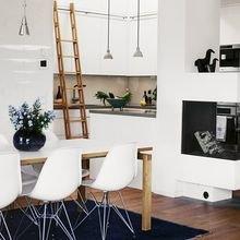 Фотография: Кухня и столовая в стиле Скандинавский, Декор интерьера, Дом, Хранение, Декор, Декор дома – фото на InMyRoom.ru