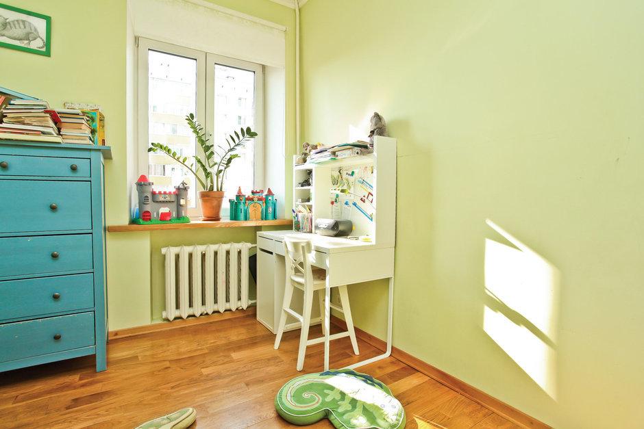 Фотография: Детская в стиле Прованс и Кантри, Квартира, Дома и квартиры, Перепланировка – фото на InMyRoom.ru
