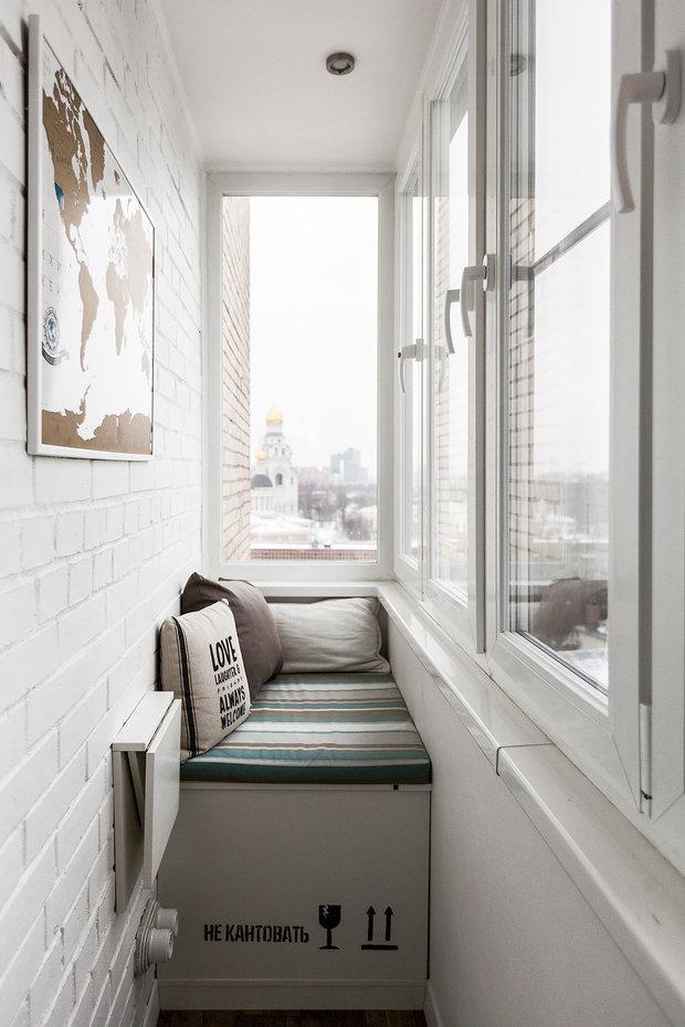 Фотография: Балкон в стиле Минимализм, Гид, Герой InMyRoom, энциклопедия_интерьер – фото на INMYROOM