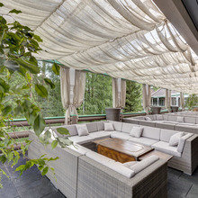 Фото из портфолио Moscow Country Club – фотографии дизайна интерьеров на INMYROOM