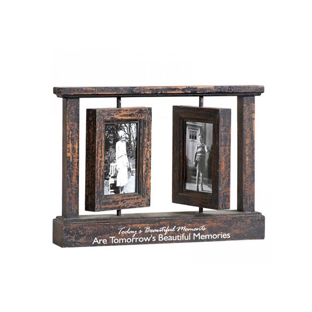 Рамка для фотографий Dialma Brown Photo из дерева