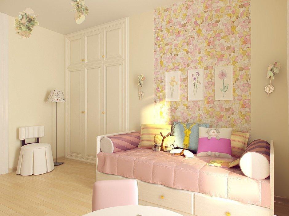 Фотография: Детская в стиле , Квартира, Дома и квартиры, Проект недели, Пентхаус – фото на InMyRoom.ru