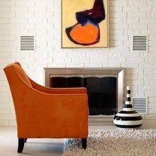 Фотография: Гостиная в стиле Современный, Малогабаритная квартира, Квартира – фото на InMyRoom.ru