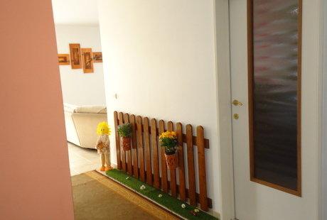 Помогите с коридором