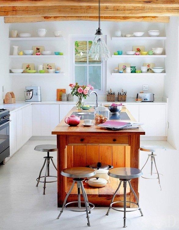 Фотография:  в стиле , Кухня и столовая, Советы, Надежда Кузина – фото на InMyRoom.ru