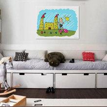 Фото из портфолио Little Big Talent – фотографии дизайна интерьеров на InMyRoom.ru