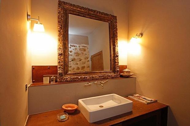 Фотография: Ванная в стиле Классический, Современный, Декор интерьера, Дом, Дома и квартиры, Прованс – фото на InMyRoom.ru