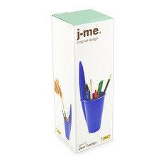 Подставка для ручек bic синяя