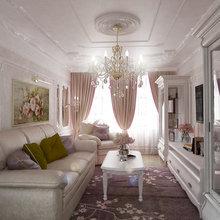Фото из портфолио Интеллигентная гостиная – фотографии дизайна интерьеров на INMYROOM