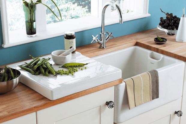 Фотография: Ванная в стиле Классический, Кухня и столовая, Советы, Finish – фото на InMyRoom.ru