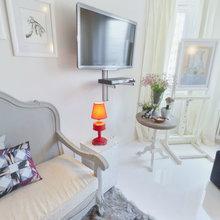 Фотография: Гостиная в стиле Классический, Современный, Декор интерьера, Интерьер комнат, Проект недели – фото на InMyRoom.ru
