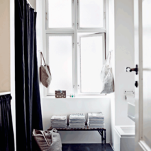Фото из портфолио Квартира на острове Амагер – фотографии дизайна интерьеров на InMyRoom.ru