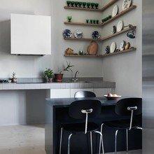 """Фото из портфолио """"Все оттенки серого"""" – фотографии дизайна интерьеров на INMYROOM"""