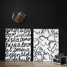 Фото из портфолио Постеры для интерьера – фотографии дизайна интерьеров на INMYROOM