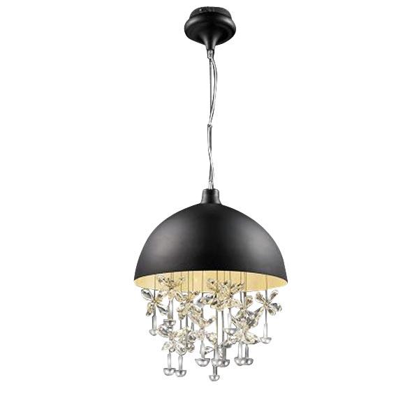 Купить Подвесной светильник Delight Collection Crystal Light Black, inmyroom, Китай