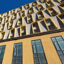 Фото из портфолио Современная архитектура – фотографии дизайна интерьеров на InMyRoom.ru