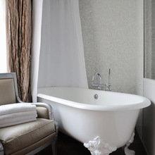 Фотография: Ванная в стиле Кантри, Франция, Дома и квартиры, Городские места, Париж – фото на InMyRoom.ru
