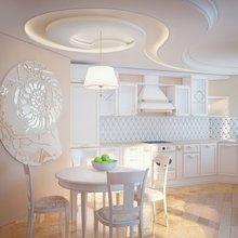 Фото из портфолио Столовая – фотографии дизайна интерьеров на InMyRoom.ru