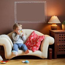 Фотография: Детская в стиле Классический, Современный, Декор интерьера, Мебель и свет, Кресло – фото на InMyRoom.ru